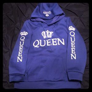 Tops - Queen Hoodie size medium